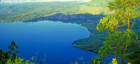 Bali Landschaften