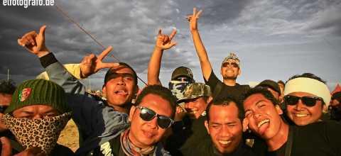 Drachenfest auf Bali