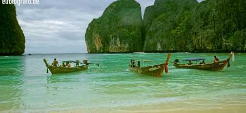 Strand in Burma
