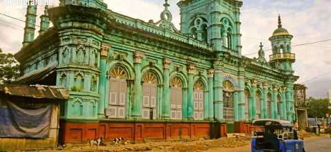 Gebäude in Burma