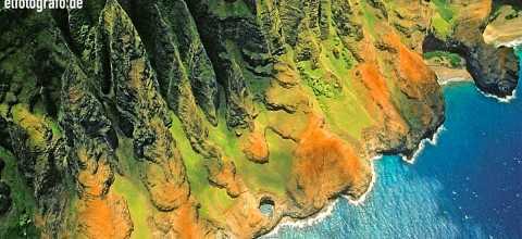 Küste auf Hawaii