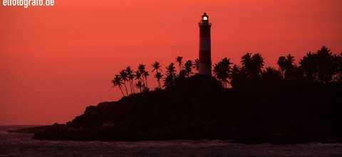Leuchtturm in Indien
