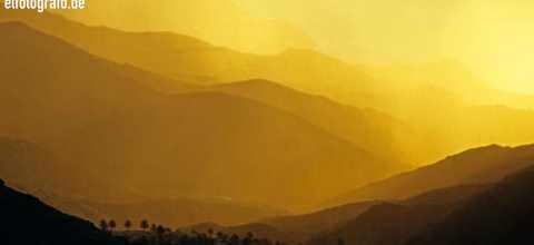 Berge auf den Kapverden