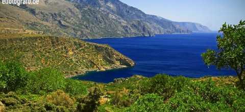 Küste von Kreta