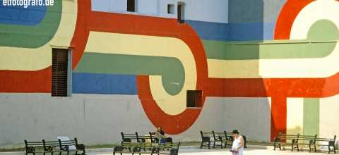 Fassade in Havana