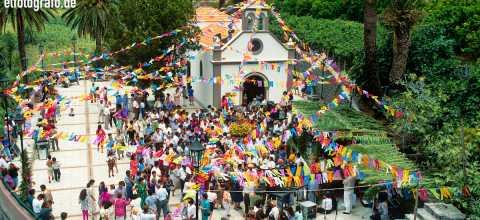 Fiesta auf La Gomera