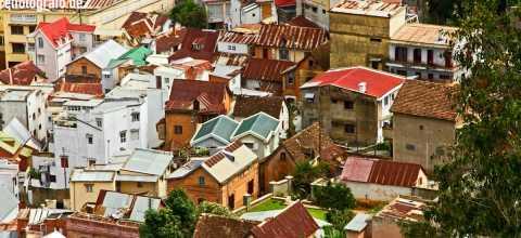 Altstadt auf Madagaskar