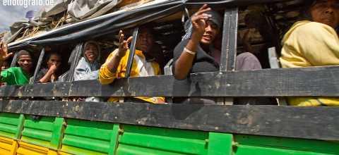 Öffentlicher Nahverkehr auf Madagaskar