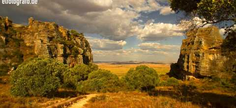 Landschaft auf Madagaskar