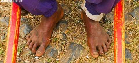 Barfuss auf Madagaskar