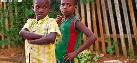 Kinder auf Madagaskar