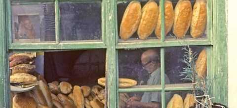 Bäckerei in Marokko