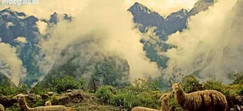 Berge in Südamerika