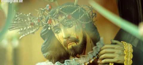 Jesusfigur in Südamerika