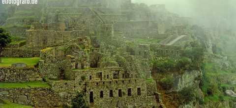 Ruinen in Südamerika