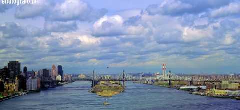 Hudson River in New York